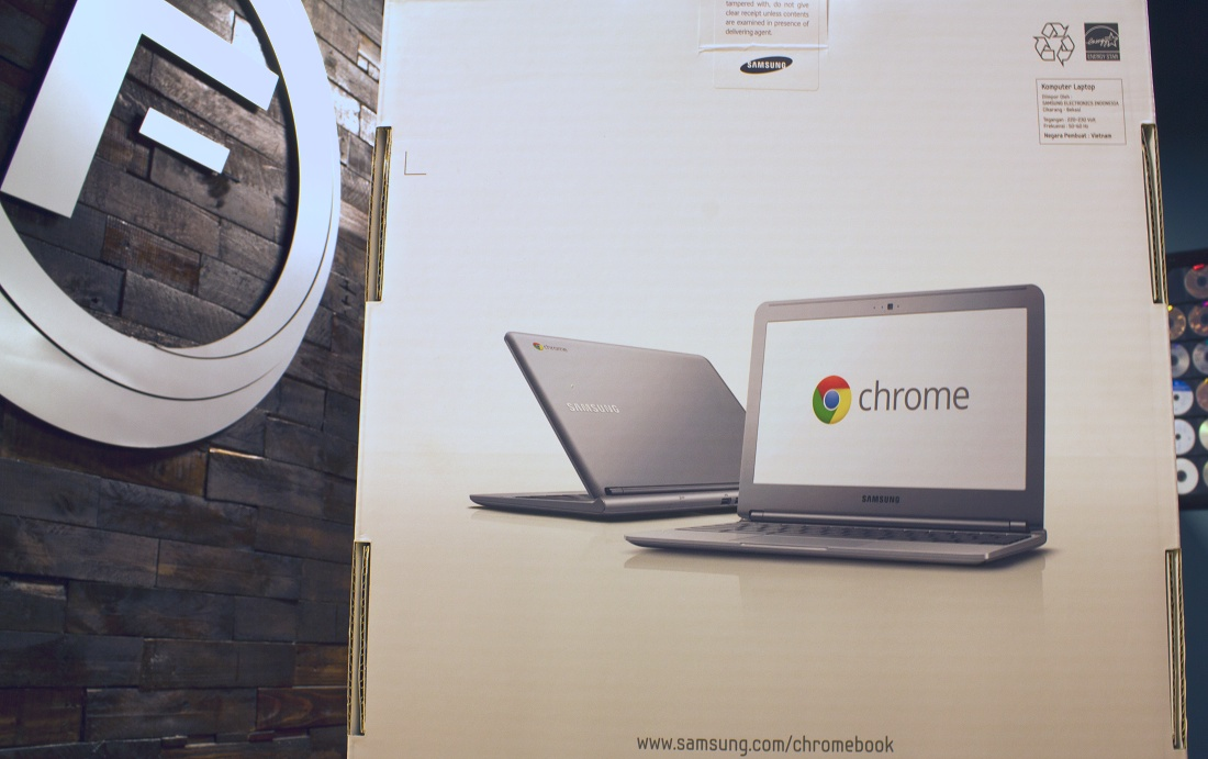 Chromebook for business