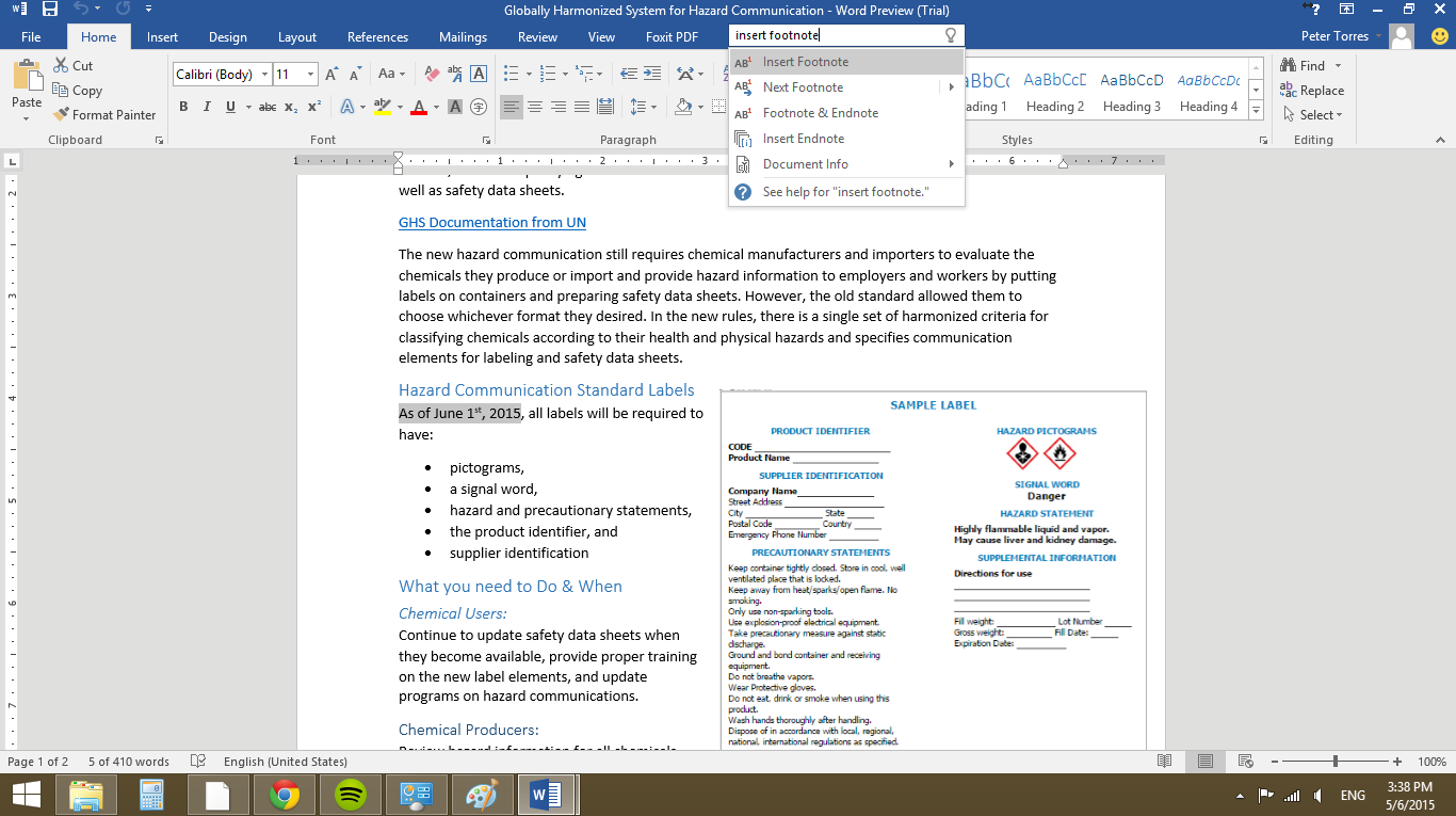 microsoft office a closer look word 2016 try me
