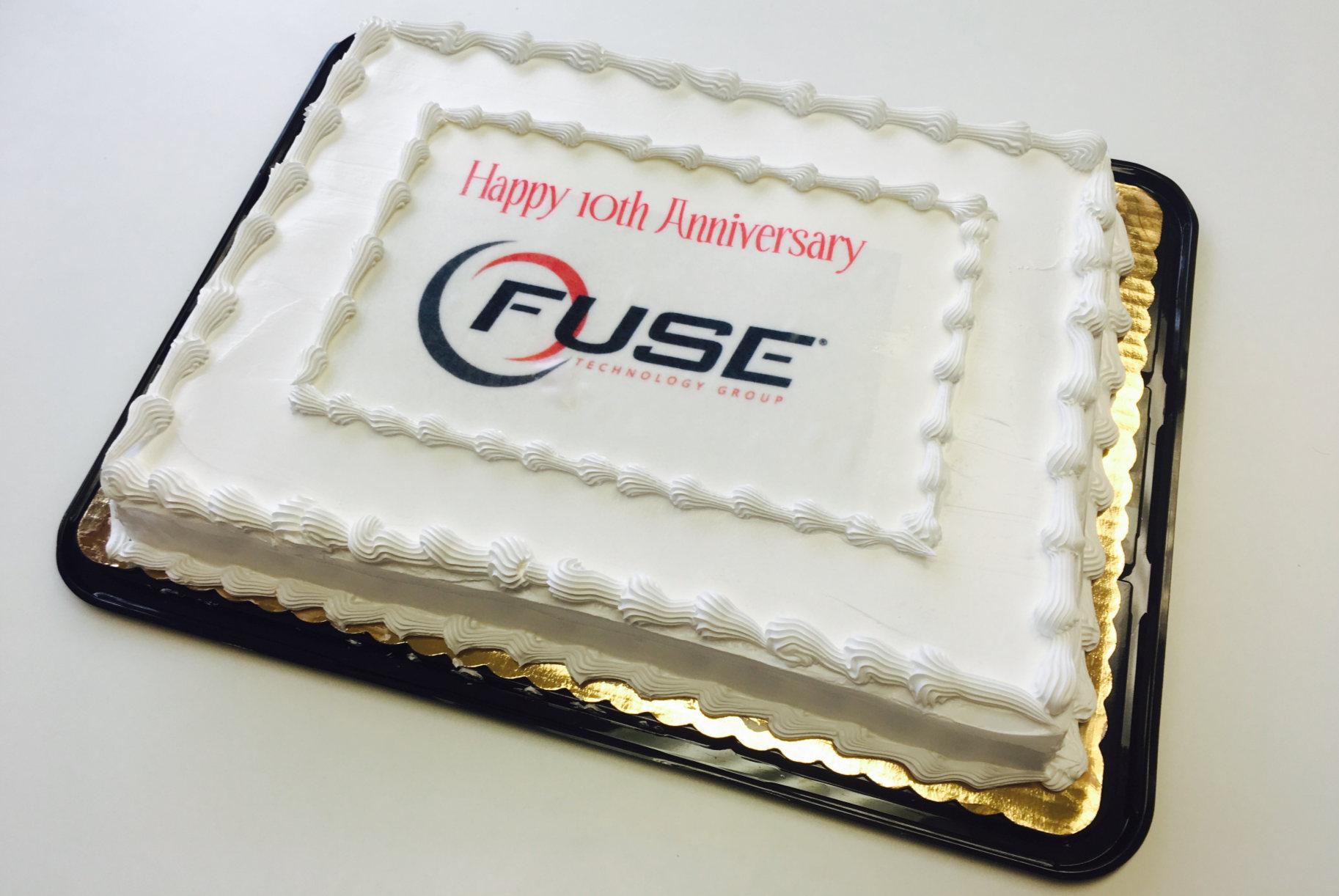 Fuse 10 Year Anniversary