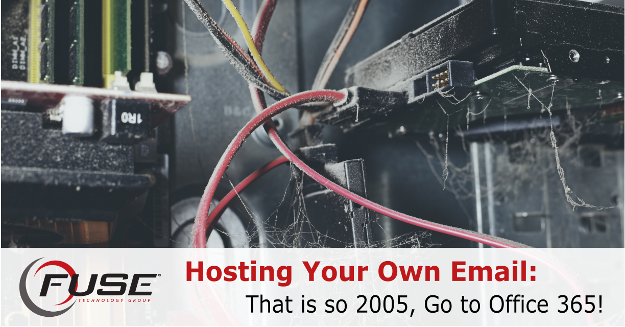 Hosting Your Own Email