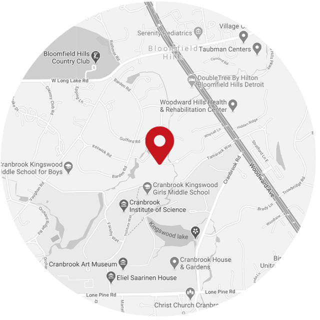 fuse technology map bloomfield hills